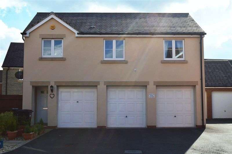 2 Bedrooms Detached House for sale in Birkbeck Chase, Weston-Super-Mare