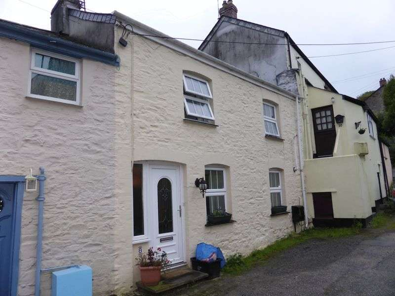 2 Bedrooms Terraced House for sale in Edgecumbe Road, Lostwithiel