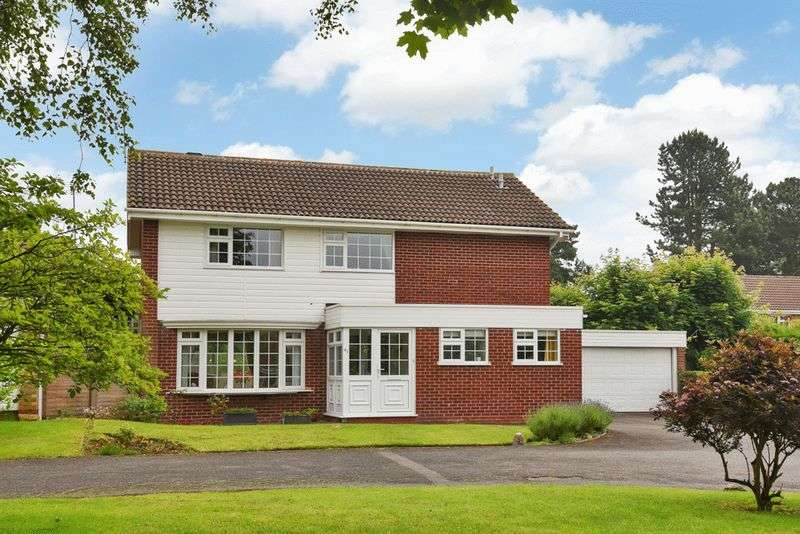 3 Bedrooms Detached House for sale in The Yews, Oadby