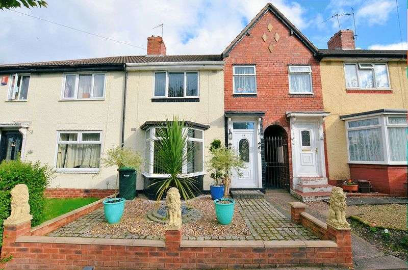 3 Bedrooms Terraced House for sale in Alexander Road, Smethwick