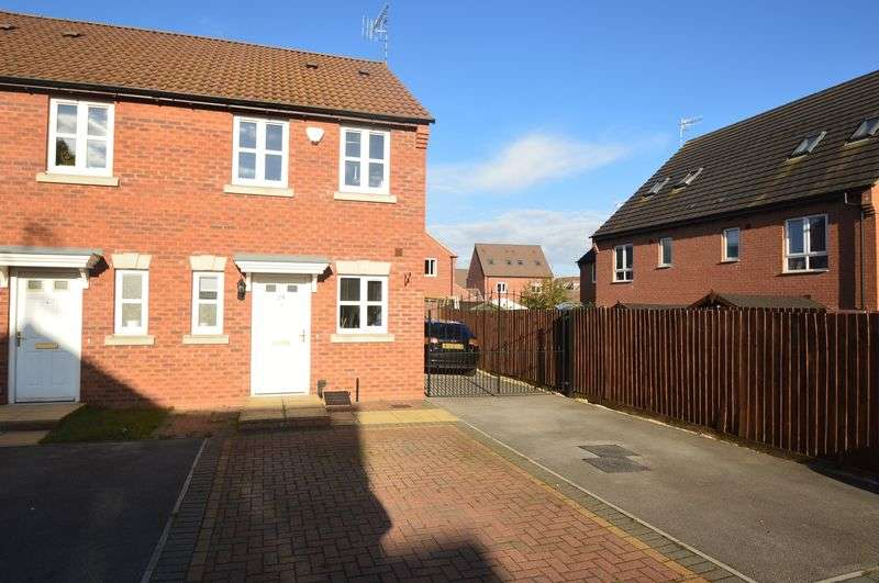 2 Bedrooms Terraced House for sale in Minerva Grove, Nottingham