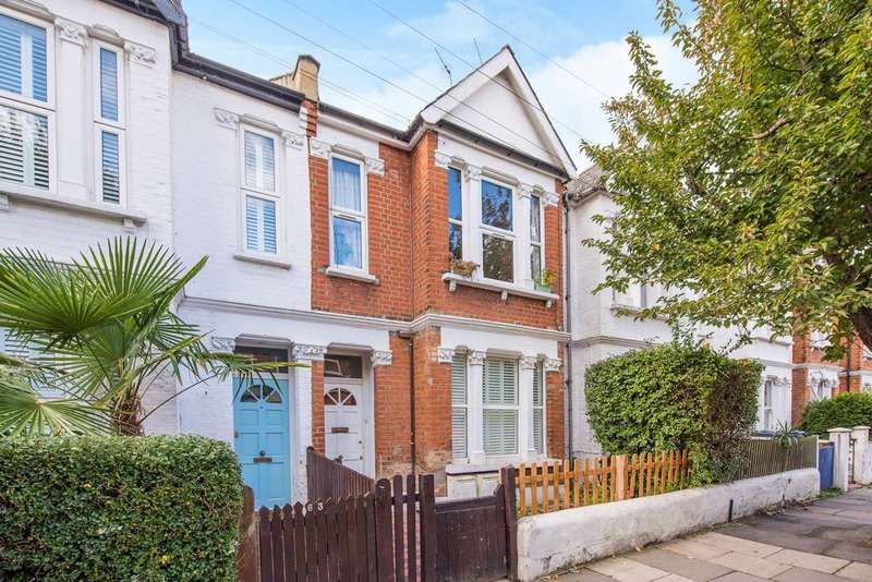 2 Bedrooms Flat for sale in Church Path, Chiswick, W4