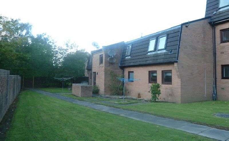 2 Bedrooms Flat for sale in Mahon Court, Moodiesburn Glasgow