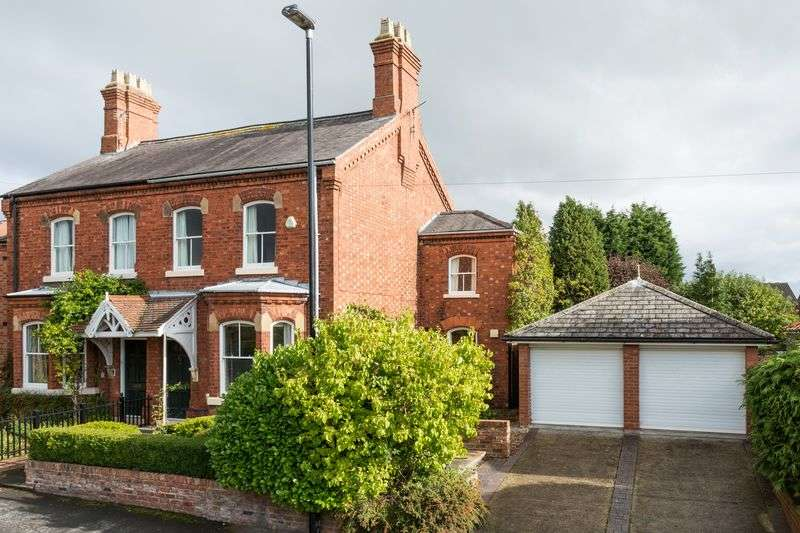 3 Bedrooms Semi Detached House for sale in Main Street, York