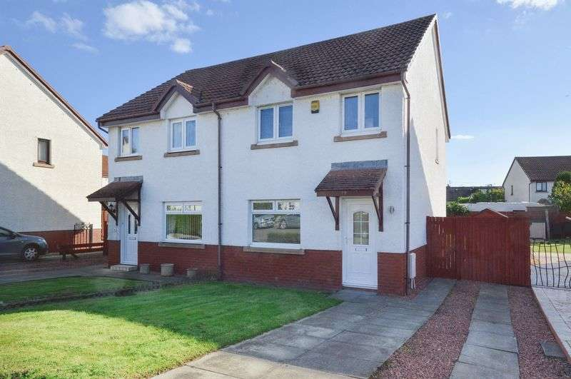 3 Bedrooms Semi Detached House for sale in 77 Harlawhill Gardens, Prestonpans, East Lothian, EH32 9JH