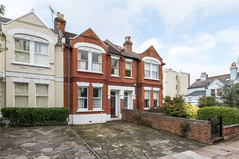 4 Bedrooms Terraced House for sale in Mount Ararat Road, Richmond Hill, TW10