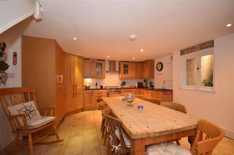 3 Bedrooms End Of Terrace House for sale in Cavendish Street, Ramsgate, Kent