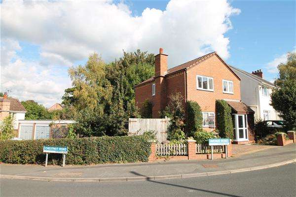 3 Bedrooms Detached House for sale in Avenue Road, Astwood Bank, Astwood Bank, Redditch