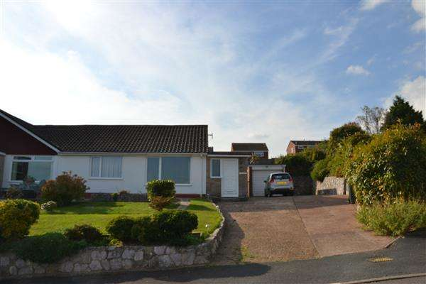 3 Bedrooms Bungalow for sale in Branscombe Close, Exeter