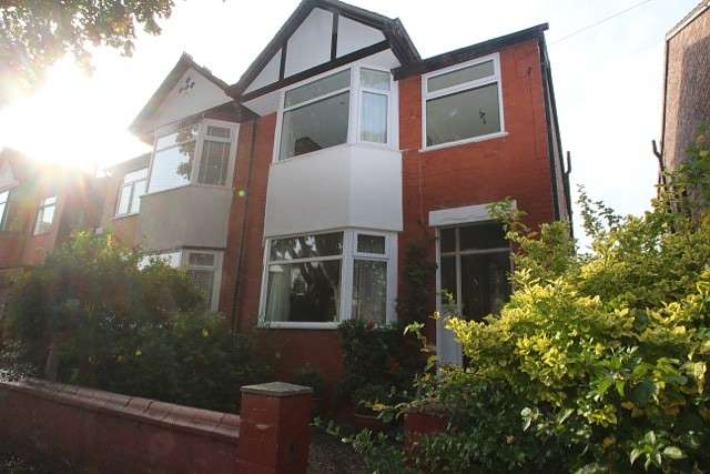 3 Bedrooms Semi Detached House for sale in Melbourne Avenue, Stretford, M32