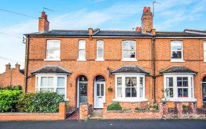 2 Bedrooms Terraced House for sale in Granville Street, Leamington Spa, Warwickshire, England