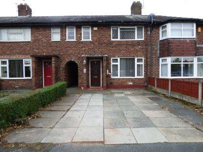 3 Bedrooms Terraced House for sale in Neville Avenue, Warrington, Cheshire, WA2