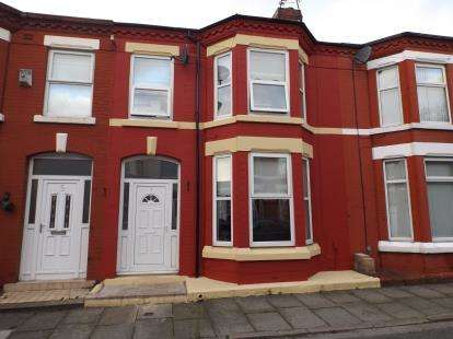 3 Bedrooms Terraced House for sale in Brackendale Avenue, Aintree, Liverpool, Merseyside, L9