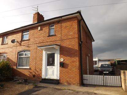 3 Bedrooms Semi Detached House for sale in Throgmorton Road, Knowle West, Bristol, Gloucestershire