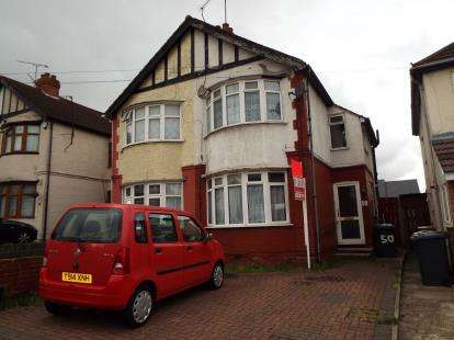 3 Bedrooms Semi Detached House for sale in Leicester Road, Luton, Bedfordshire, United Kingdom