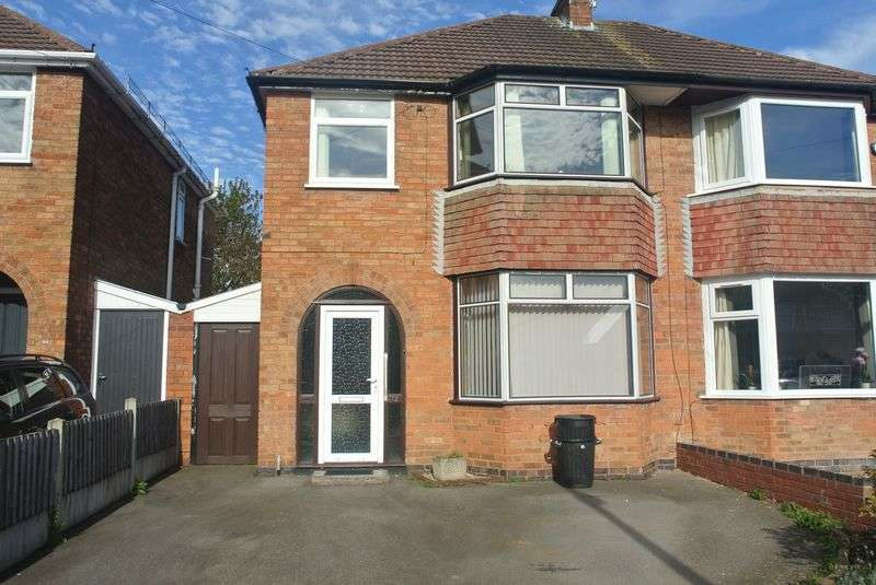 3 Bedrooms Semi Detached House for sale in Hurdis Road, Solihull
