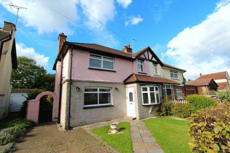 3 Bedrooms Semi Detached House for sale in Wood Lane, Caterham