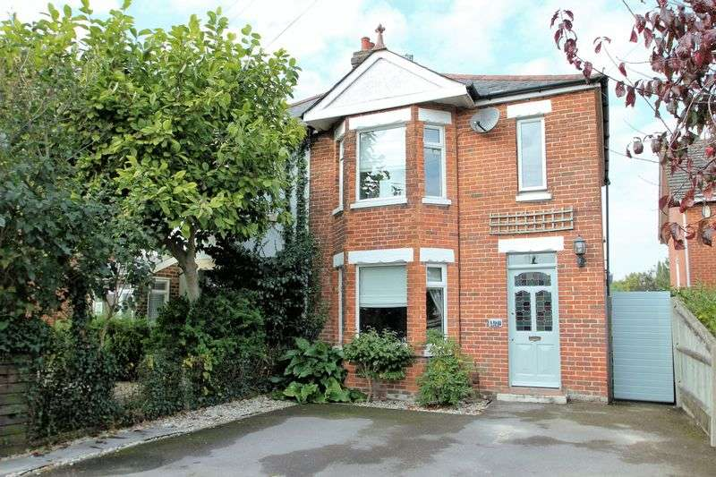 3 Bedrooms Semi Detached House for sale in Moorgreen Road, West End