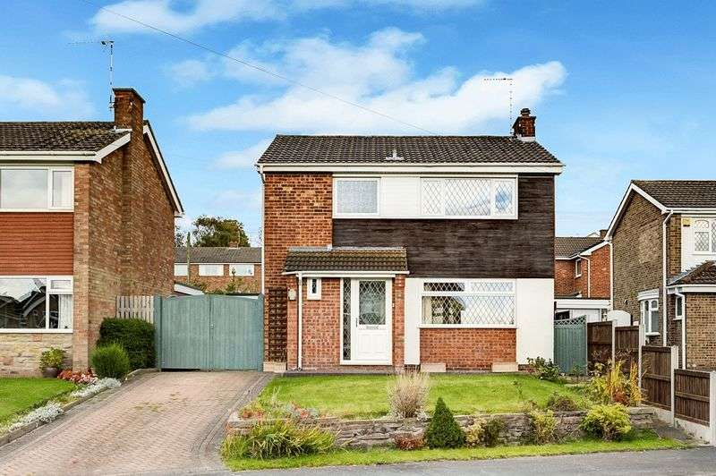 3 Bedrooms Detached House for sale in Kendal Court, Congleton