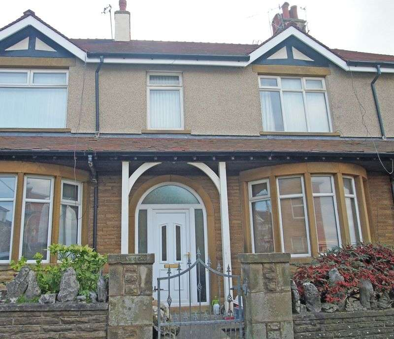3 Bedrooms Semi Detached House for sale in Rydal Road, Morecambe