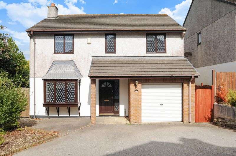 4 Bedrooms Detached House for sale in Carnon Downs, Truro