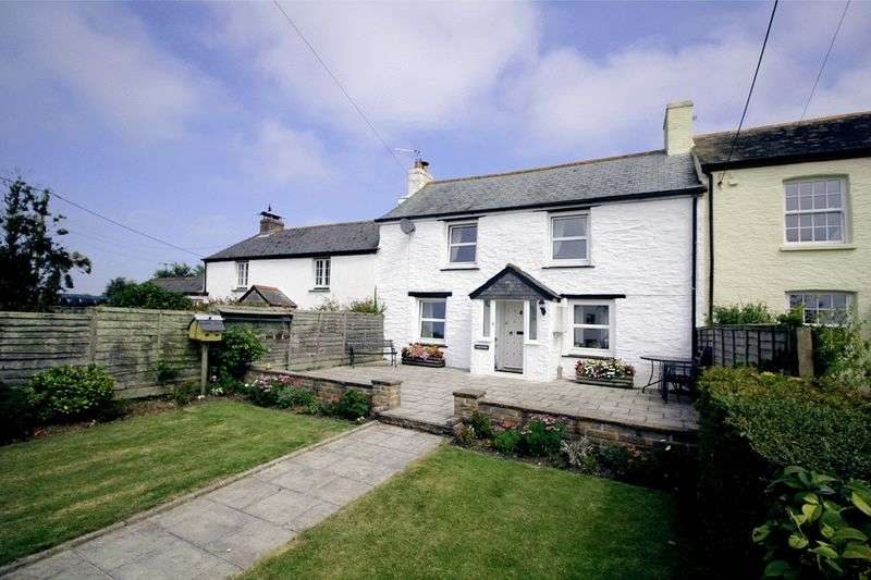 3 Bedrooms Cottage House for sale in The Green, Veryan