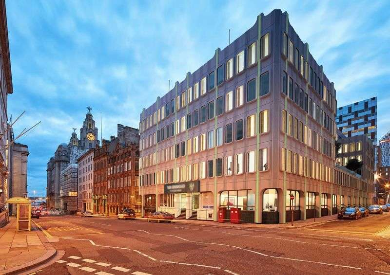 Flat for sale in Water St, Liverpool
