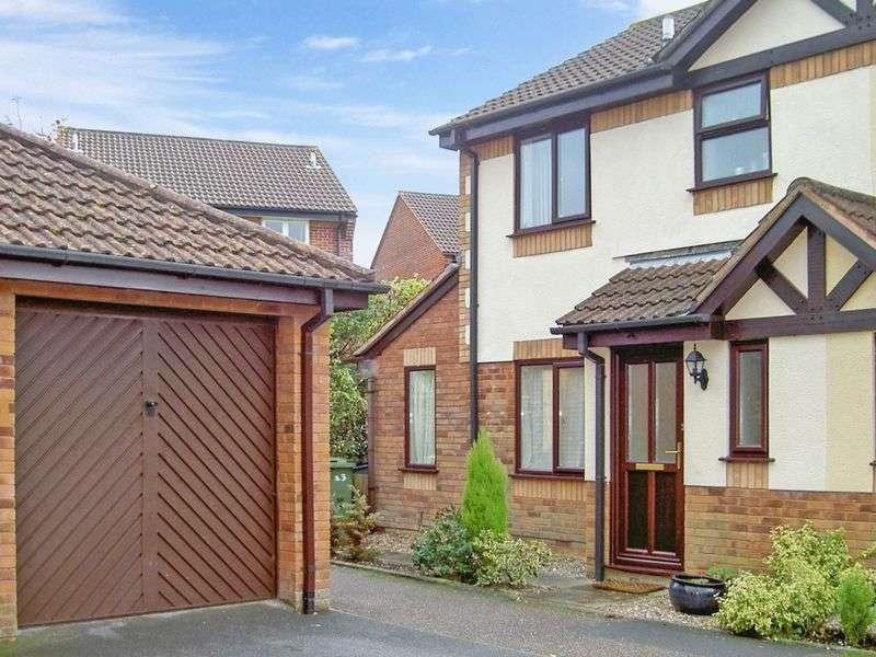 3 Bedrooms Semi Detached House for sale in Belmont Close, Kingsteigton