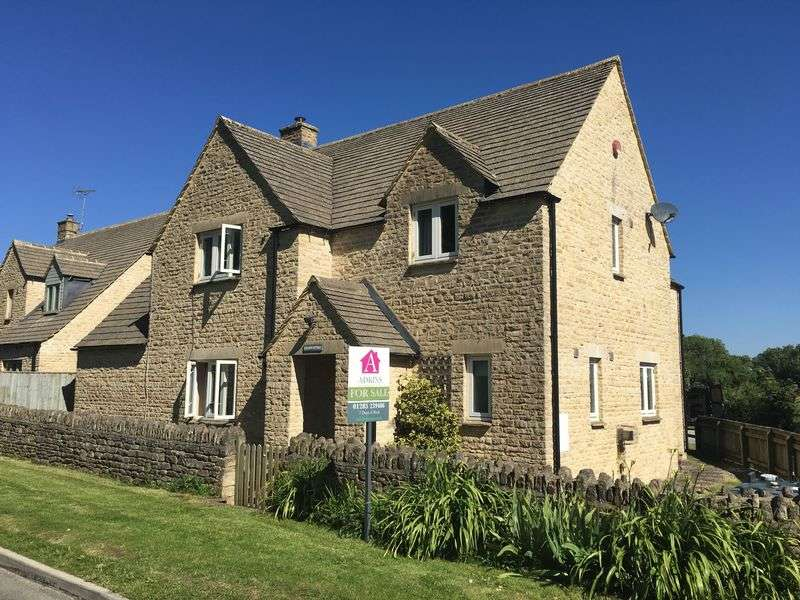4 Bedrooms Detached House for sale in Fields Road - Chedworth - Cheltenham - GL54