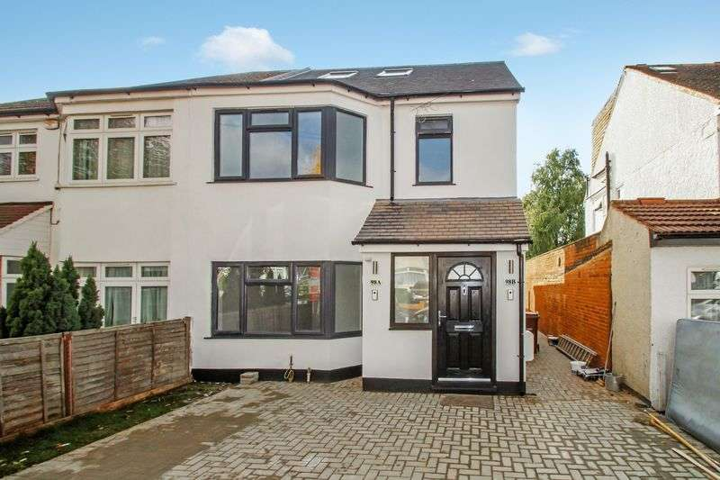 2 Bedrooms Flat for sale in Canterbury Road, North Harrow