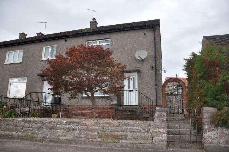 2 Bedrooms Terraced House for sale in Academy Street, Alloa