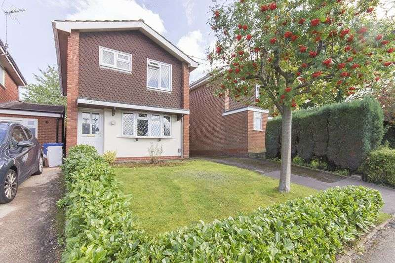 3 Bedrooms Detached House for sale in INGLEWOOD AVENUE, MICKLEOVER