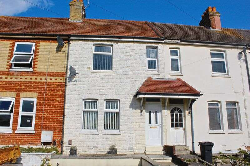 2 Bedrooms Terraced House for sale in Sunnyside Road, Poole. BH12.
