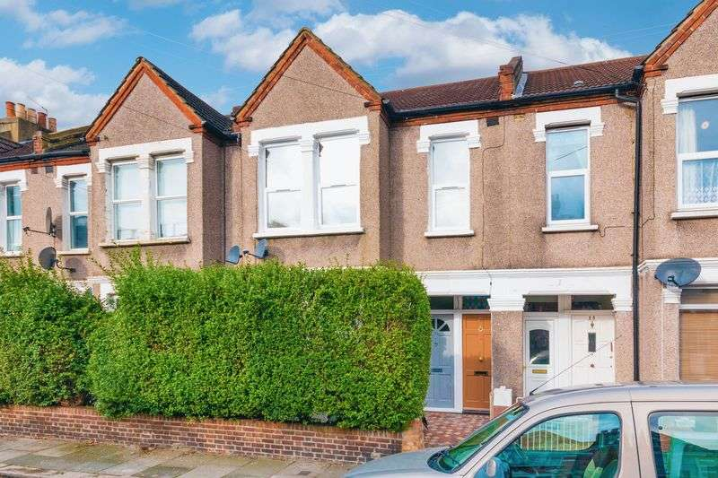2 Bedrooms Flat for sale in Bruce Road, Mitcham