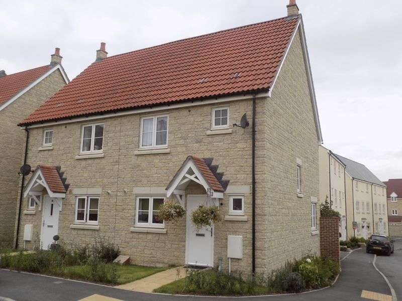 3 Bedrooms Semi Detached House for sale in Purcell Road, Redhouse