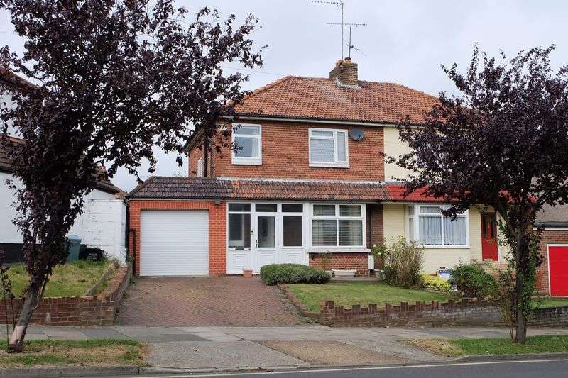 3 Bedrooms Semi Detached House for sale in Midfield Avenue, Bexleyheath