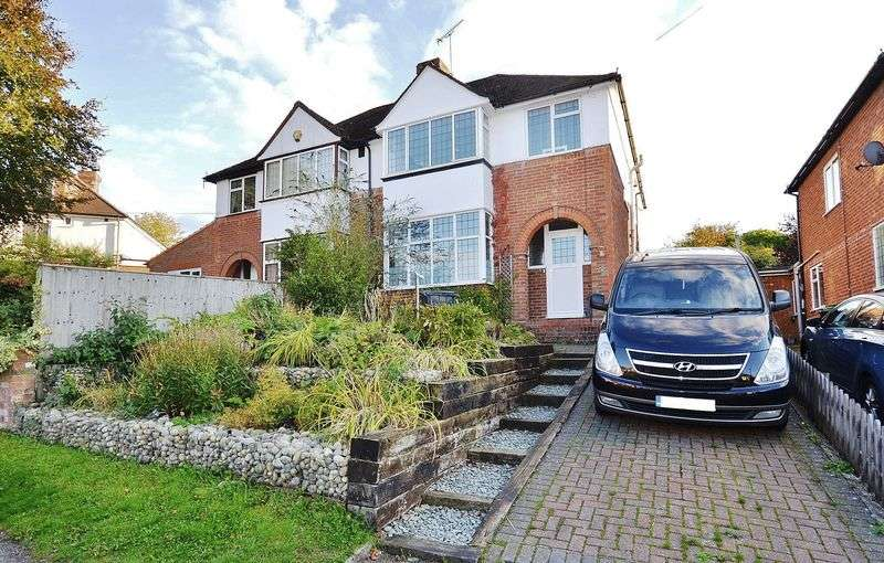 4 Bedrooms Semi Detached House for sale in Princes Risborough