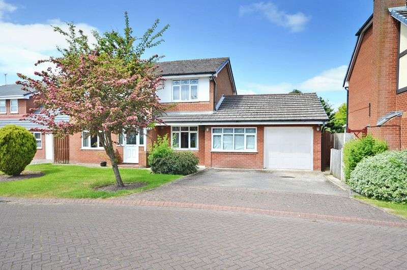 4 Bedrooms Detached House for sale in Higher Ashton, Widnes