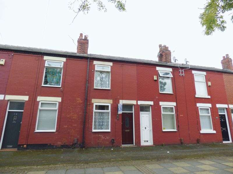 2 Bedrooms Terraced House for sale in Hazel Street, Warrington