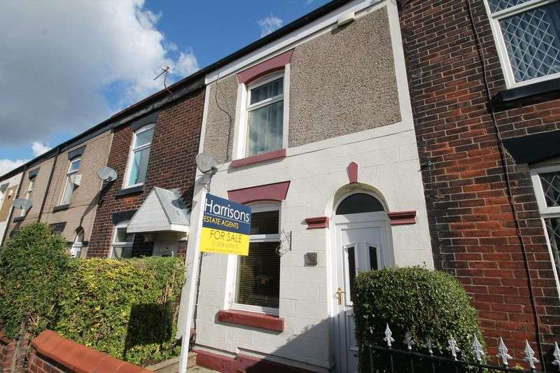 2 Bedrooms Terraced House for sale in Morris Green Lane, Morris Green, Bolton, Lancashire.