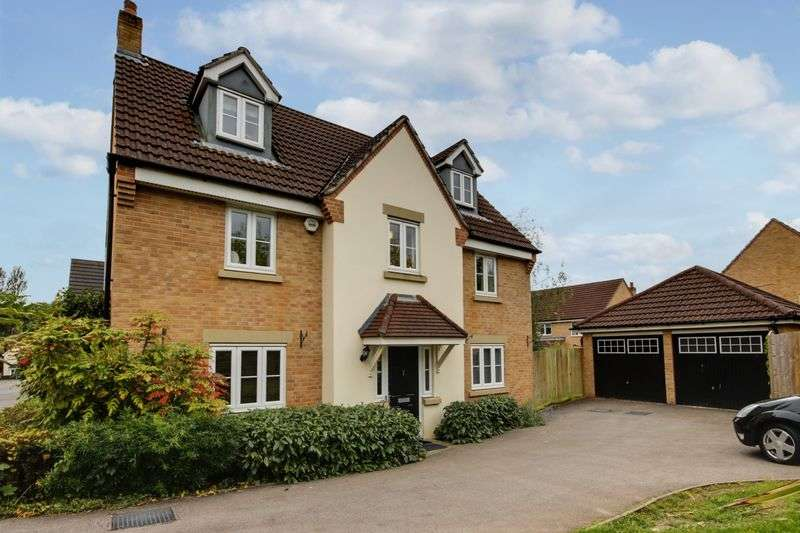 5 Bedrooms Detached House for sale in Priory Grove, Newport