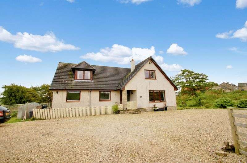 5 Bedrooms Detached House for sale in Carnwath, Auchengray