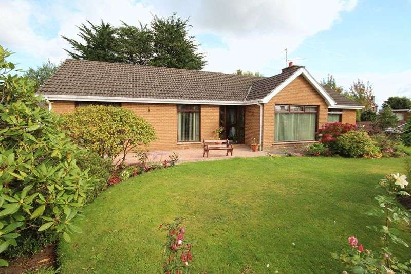 4 Bedrooms Detached Bungalow for sale in 5 Corby Drive, Lurgan