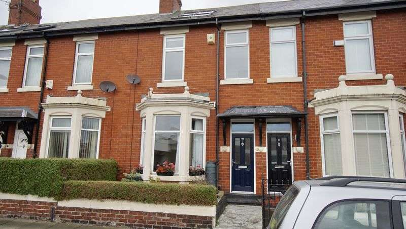 4 Bedrooms Terraced House for sale in SACKVILLE ROAD, Heaton
