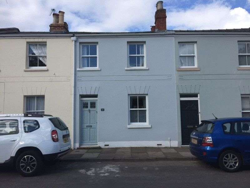 2 Bedrooms Terraced House for sale in Princes Street, Cheltenham