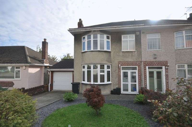3 Bedrooms Semi Detached House for sale in Idstone Road Fishponds