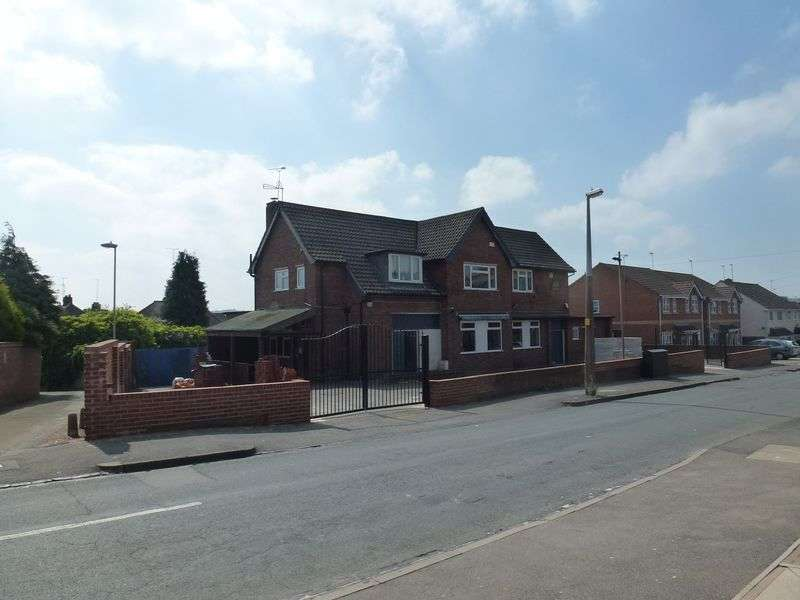 Land Commercial for sale in Edge Street, Coseley, Bilston