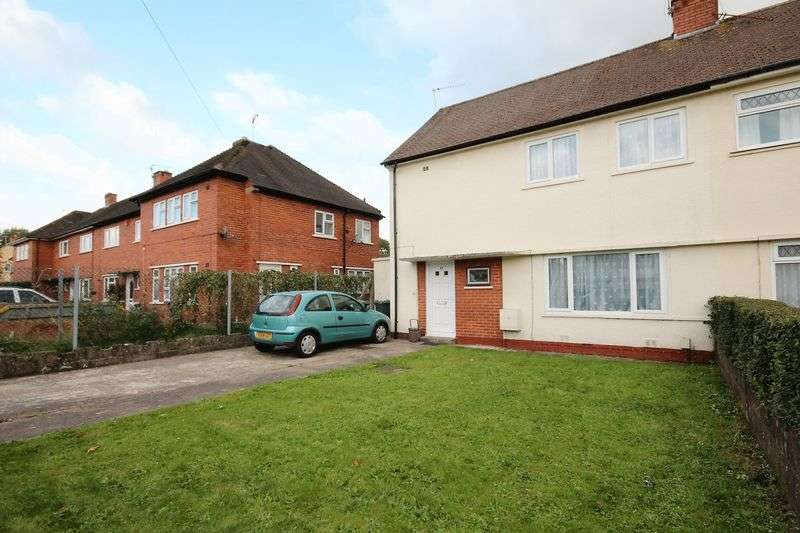 3 Bedrooms Semi Detached House for sale in Bacton Road, Gabalfa