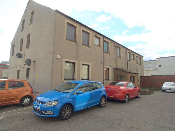 1 Bedroom Flat for sale in Carnegie Court Campbell Street, Dunfermline, KY12