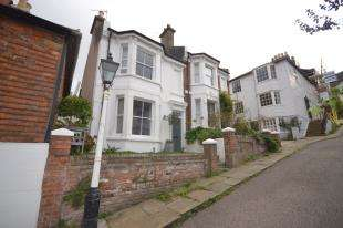 House for sale in Ebenezer Road, Old Town Hastings, Hastings, East Sussex